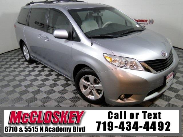 2011 Toyota Sienna LE Mobility Auto Access