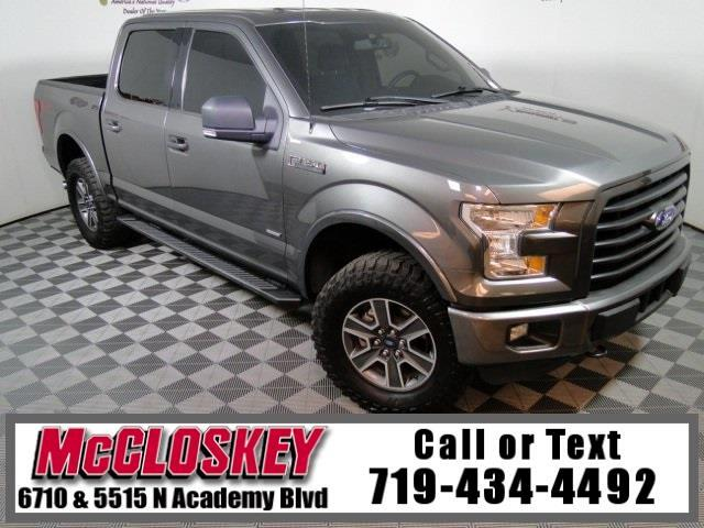 2015 Ford 150 XLT