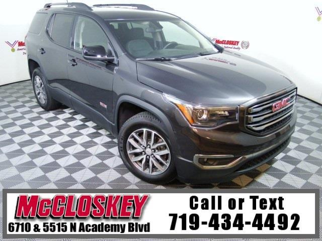 2017 GMC Acadia SLE-2 All Terrain