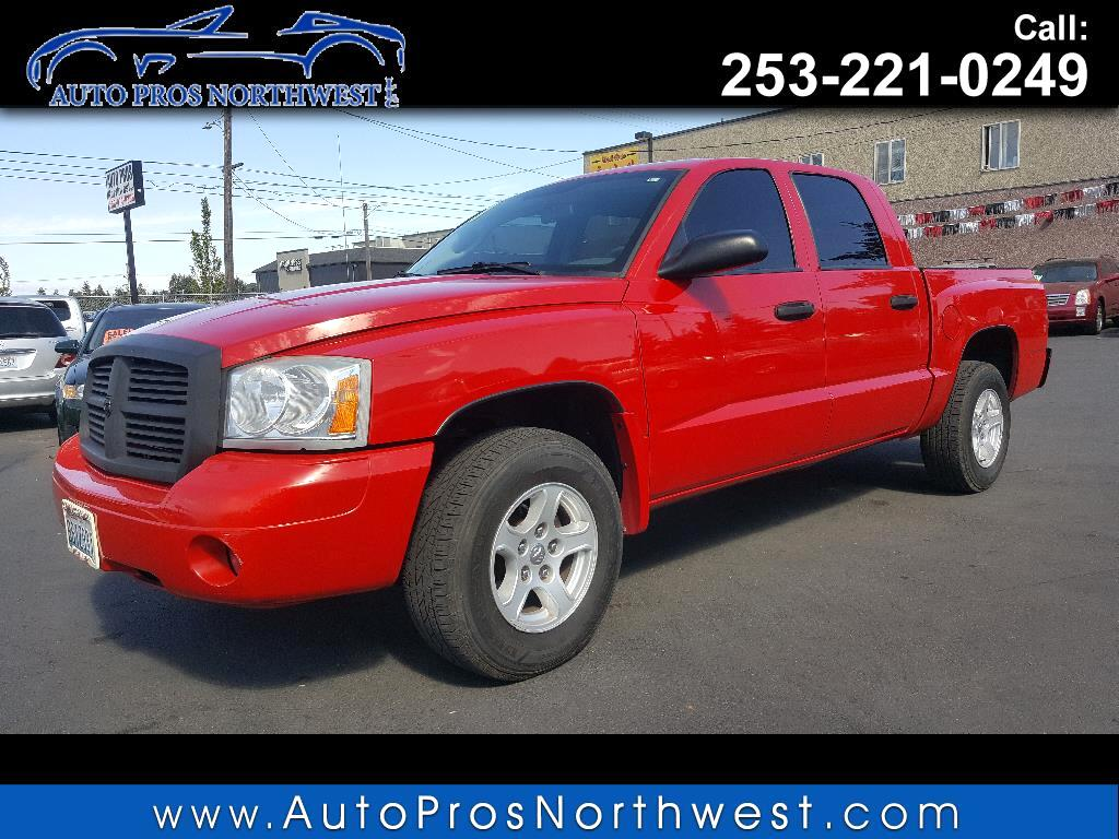2007 Dodge Dakota SLT Quad Cab 2WD