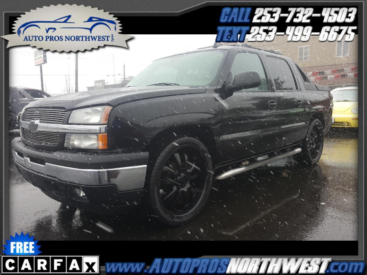 2006 Chevrolet Avalanche 1500 2WD