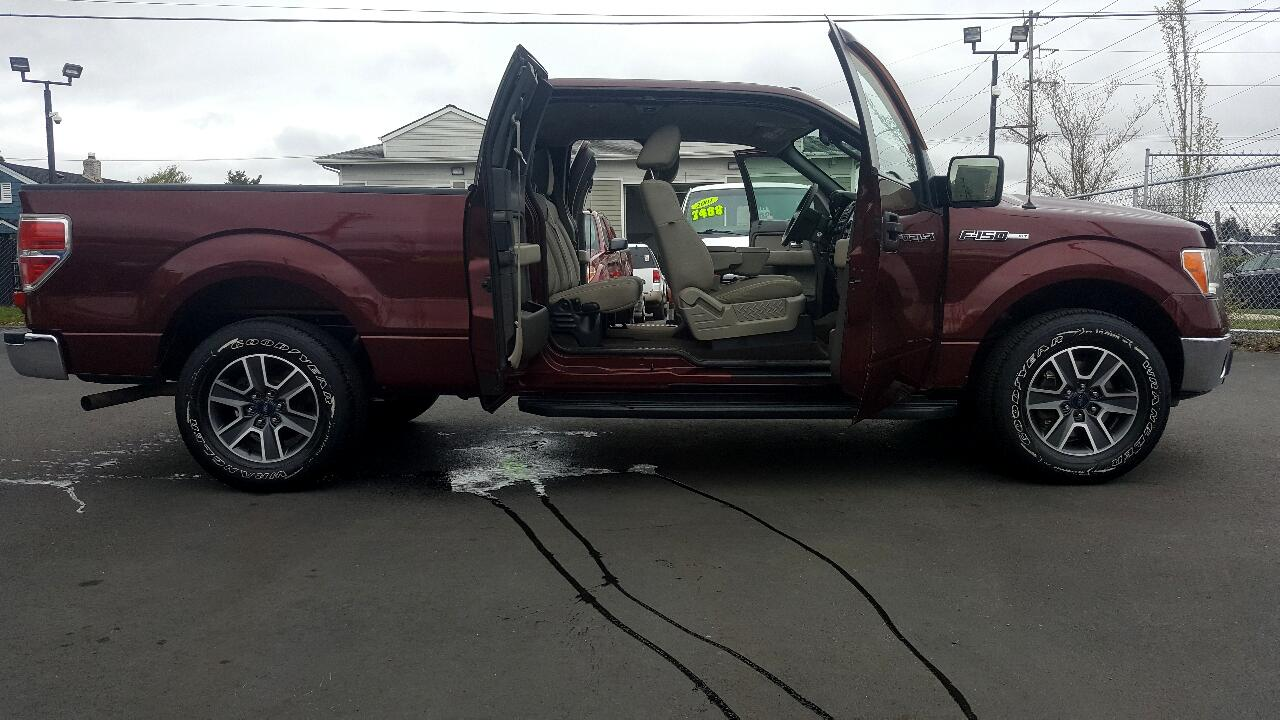 2010 Ford F-150 XLT SuperCab 6.5-ft. Bed 2WD