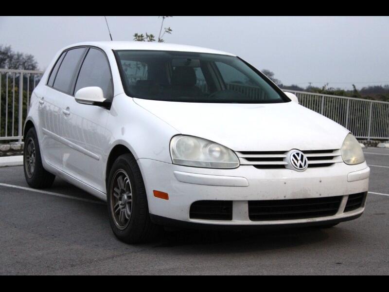 2007 Volkswagen Rabbit 4-Door