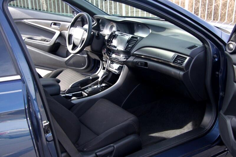 2017 Honda Accord EX Coupe CVT