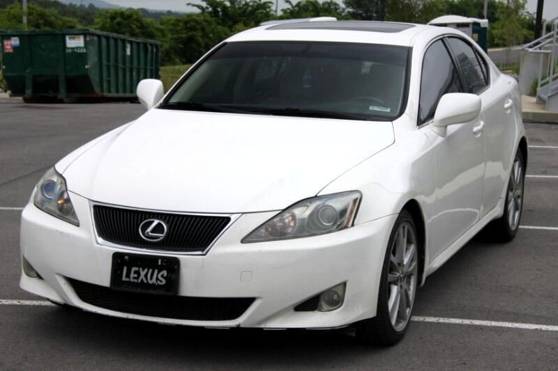 2006 Lexus IS 250 RWD