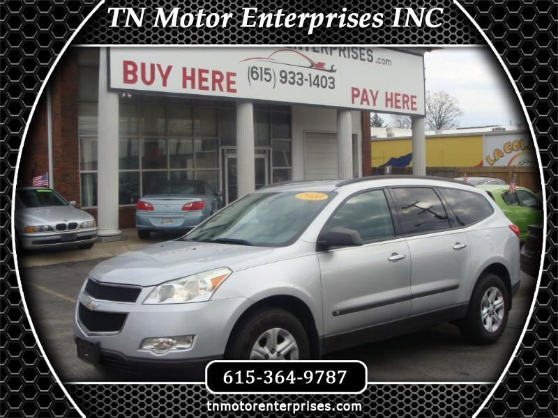 Chevrolet Traverse LS AWD 2010