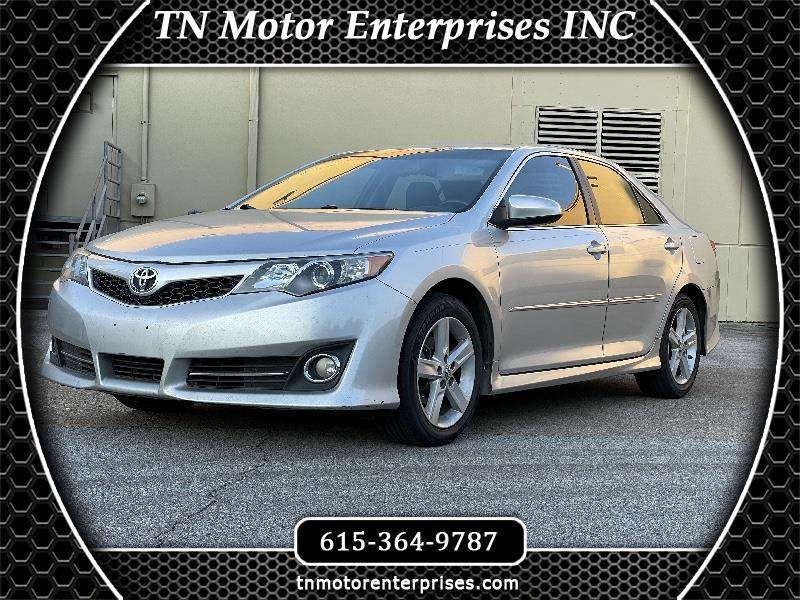 Toyota Camry XLE 2013
