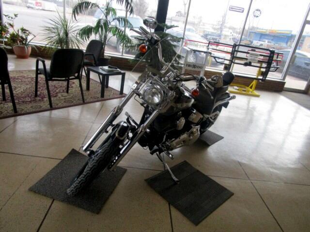 2003 Harley-Davidson FXSTDI 100th Anniversary