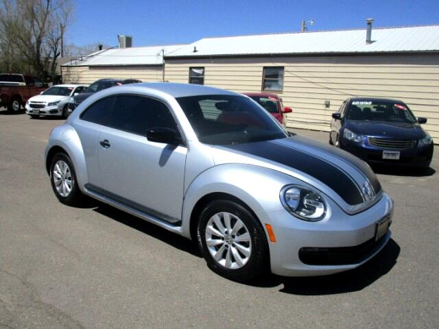 2013 Volkswagen Beetle 2.5 Entry Pzev 2 DR Coupe
