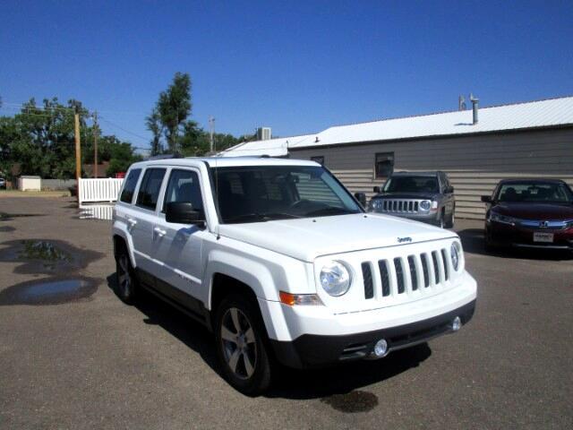 2016 Jeep Patriot Hight Altitude