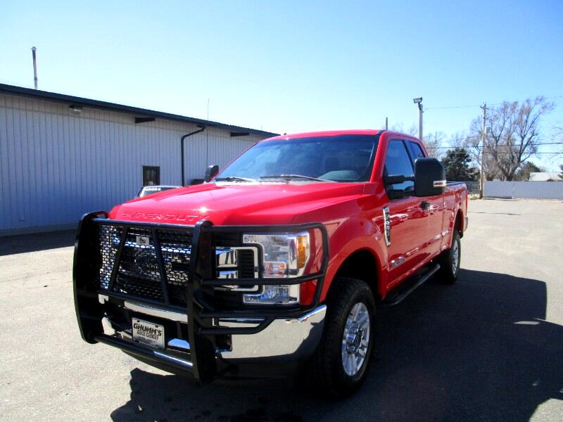 2017 Ford F-250 SD XLT SuperCab Short Bed 4WD