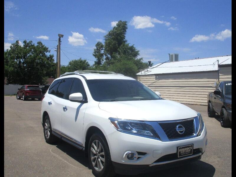 2013 Nissan Pathfinder LE 2WD