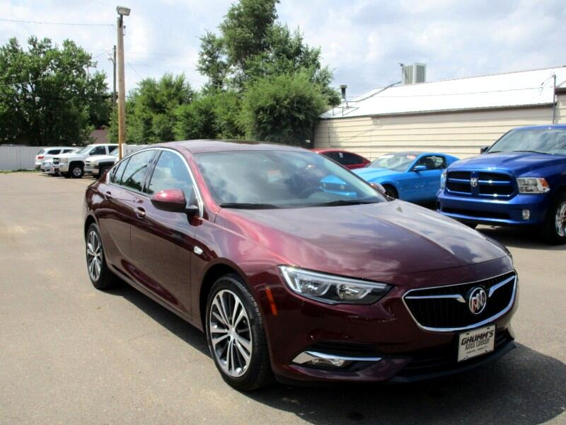 2018 Buick Regal Essense Sportback