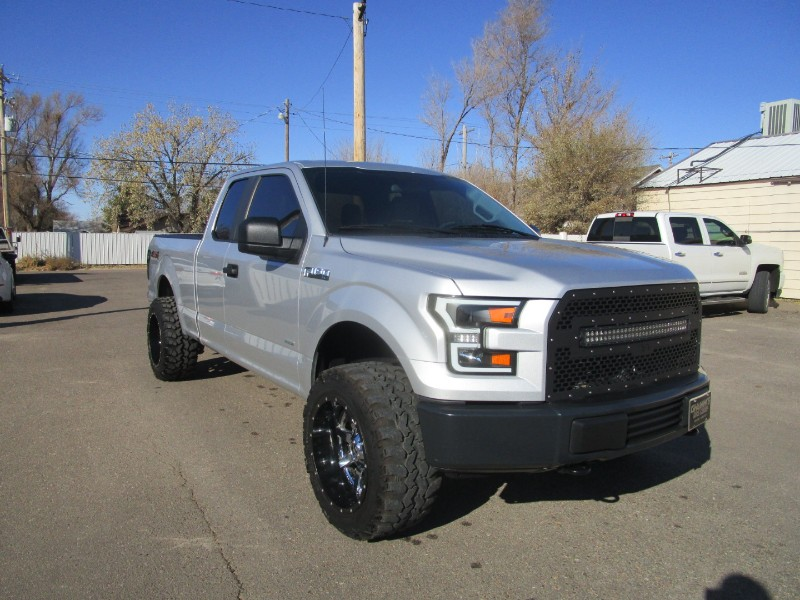 Ford F-150 XL 4WD SuperCab 6.5' Box 2015