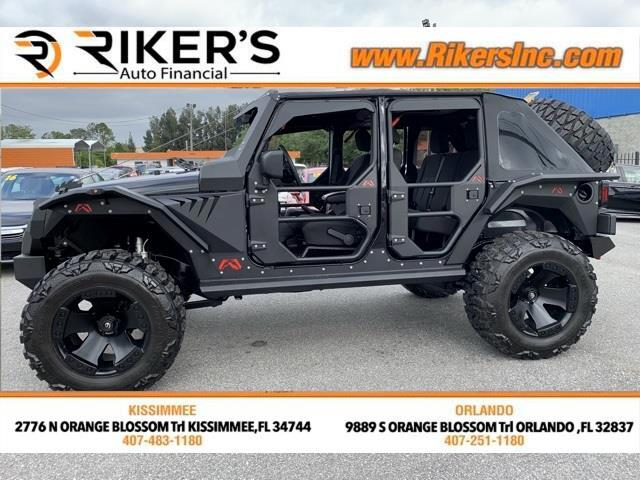 Jeep Wrangler Unlimited Sport 4WD 2017