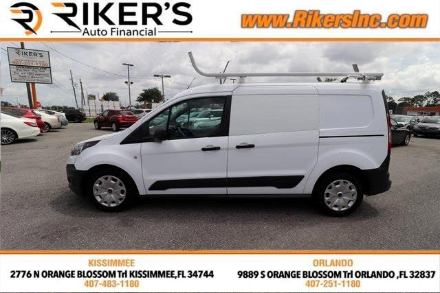 2016 Ford Transit Connect Cargo Van XL LWB w/Rear Liftgate