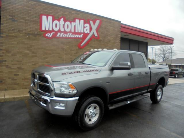 2010 Dodge 2500 Power Wagon Crew Cab 4WD