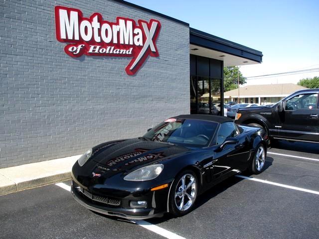 Chevrolet Corvette GS Convertible 3LT 2011