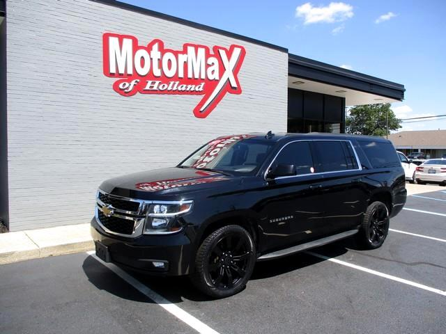 Chevrolet Suburban LT 4WD 2017