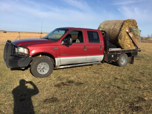 2002 Ford F-250 SD Crew Cab 156