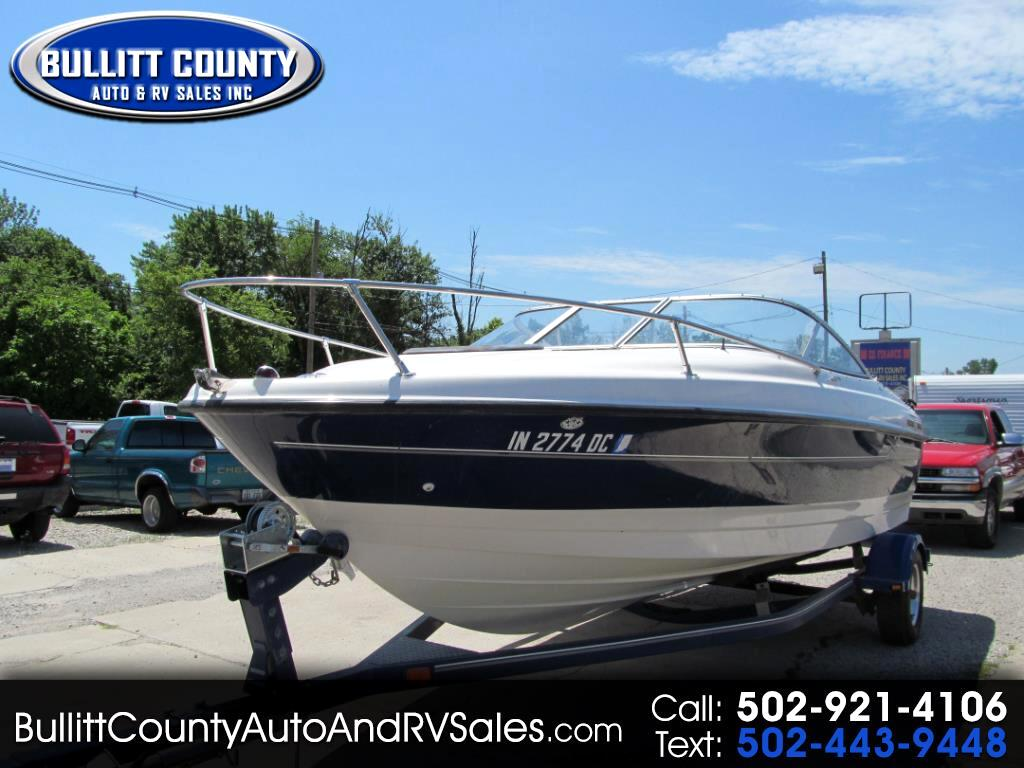 2006 Bayliner 210 Cuddy CRUISER