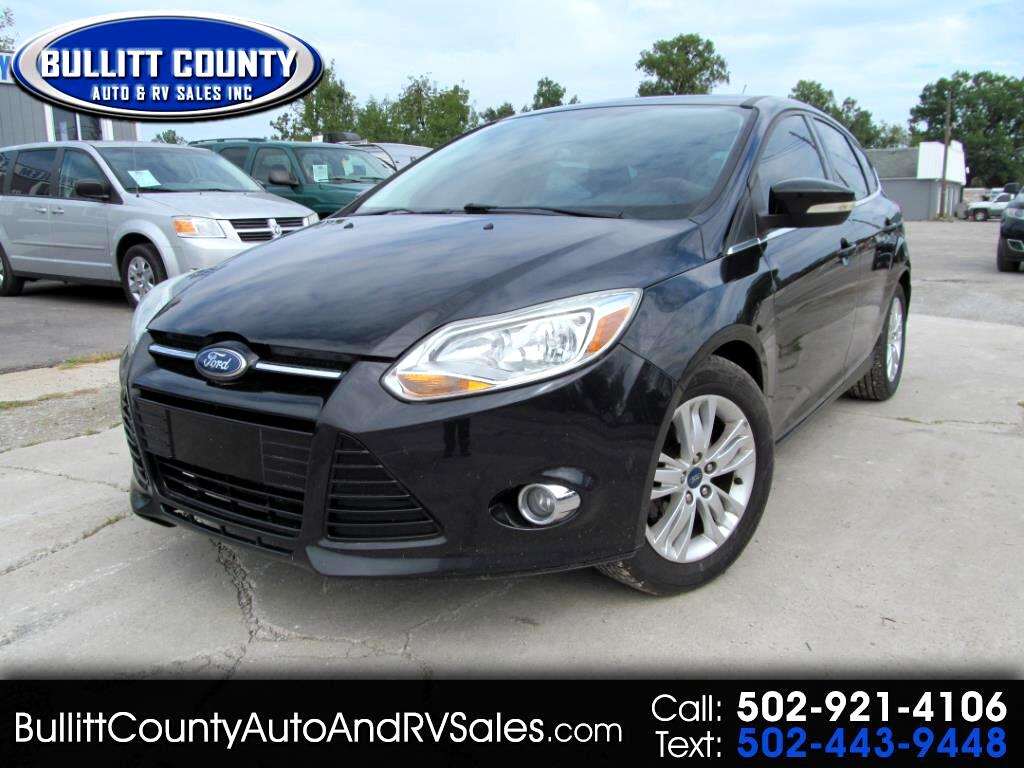 Used 2012 Ford Focus For Sale In Shepherdsville Ky 40165 Bullitt Antenna
