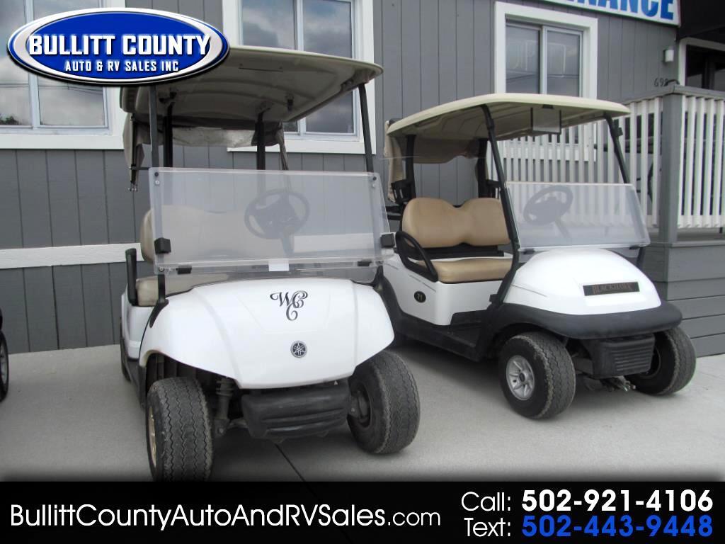 2016 Golf Cart Custom