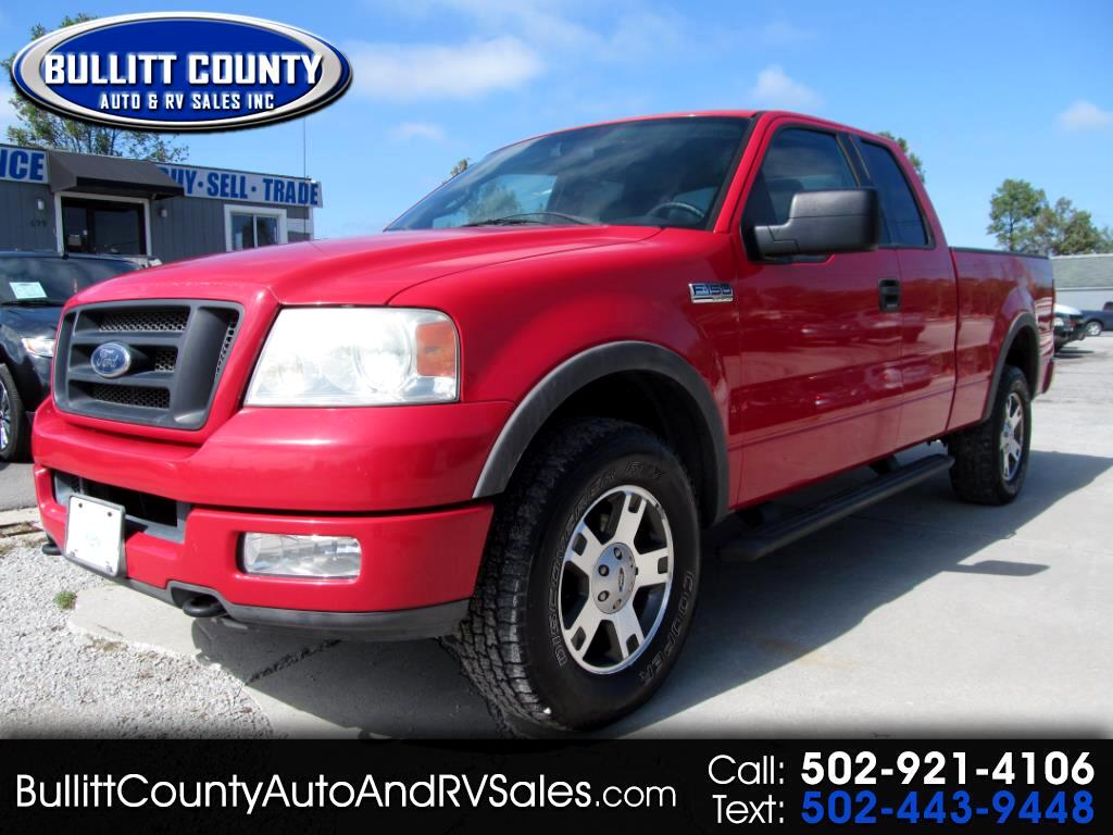 Used Cars For Sale Shepherdsville Ky 40165 Bullitt County Auto Rv 2004 Ford F 150 Lariat 4x4 Supercab 145 4wd