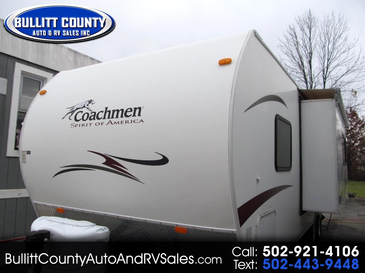2009 Coachmen Spirit of America 26RKS
