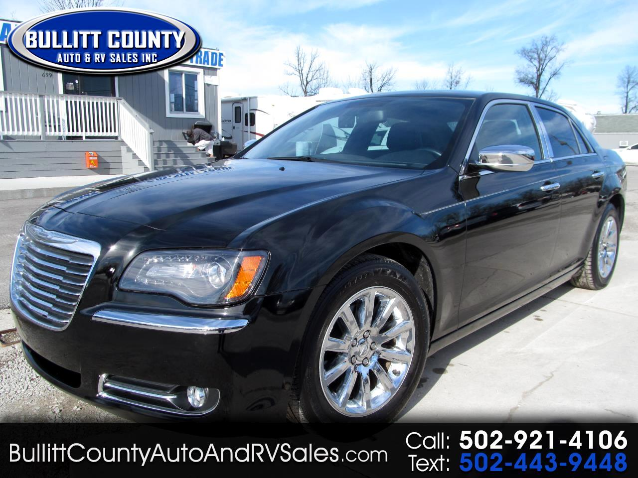 2012 Chrysler 300 4dr Sdn V6 Limited RWD