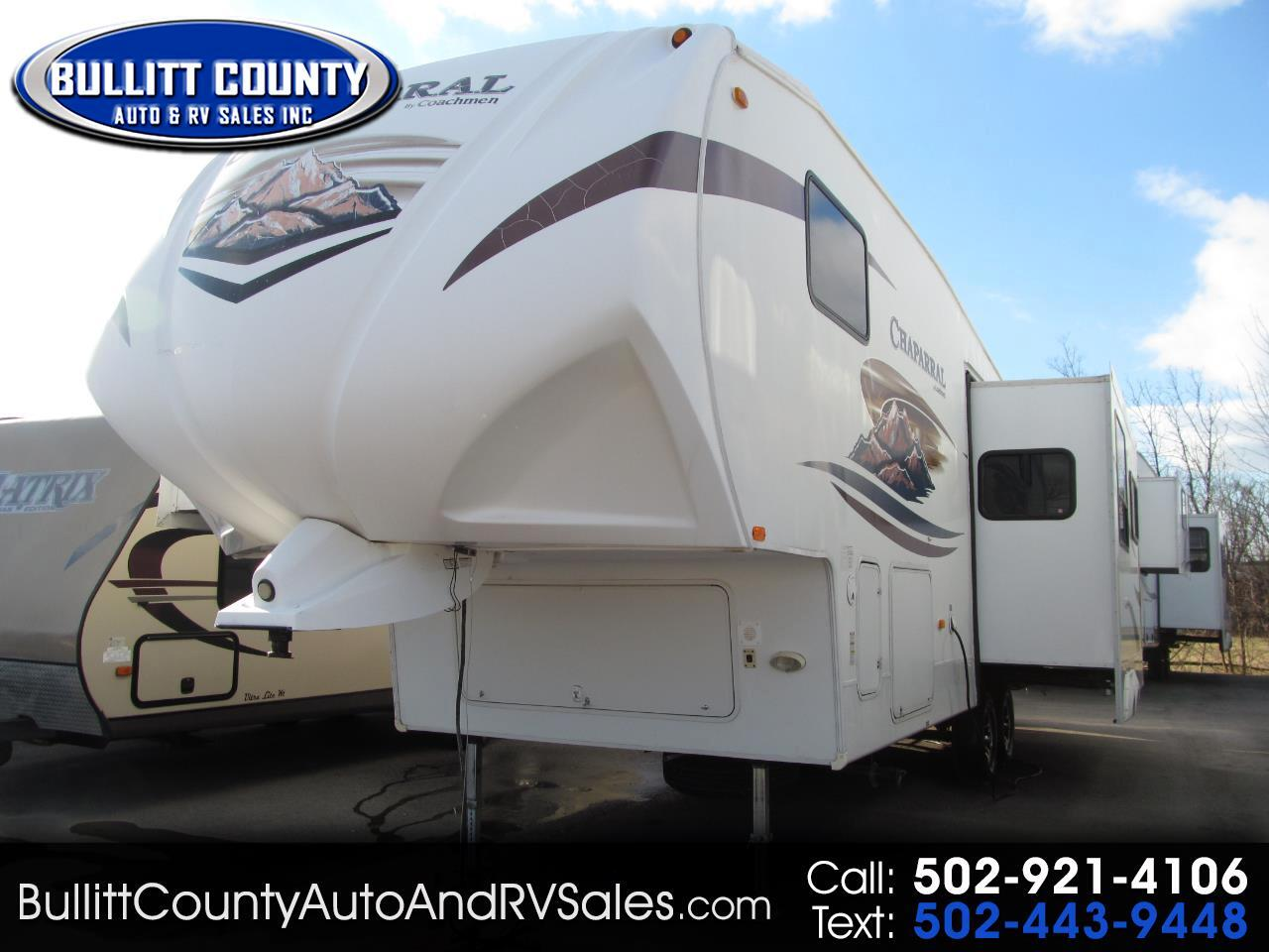 2009 Coachmen Chaparral 278 RLDS