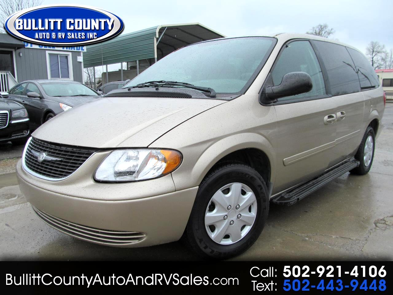 2004 Chrysler Town & Country 4dr LX FWD