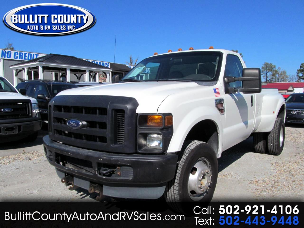 "Ford Super Duty F-350 DRW 4WD Reg Cab 137"" XL 2010"