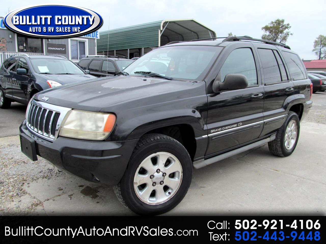 Jeep Grand Cherokee 4dr Overland 4WD 2004