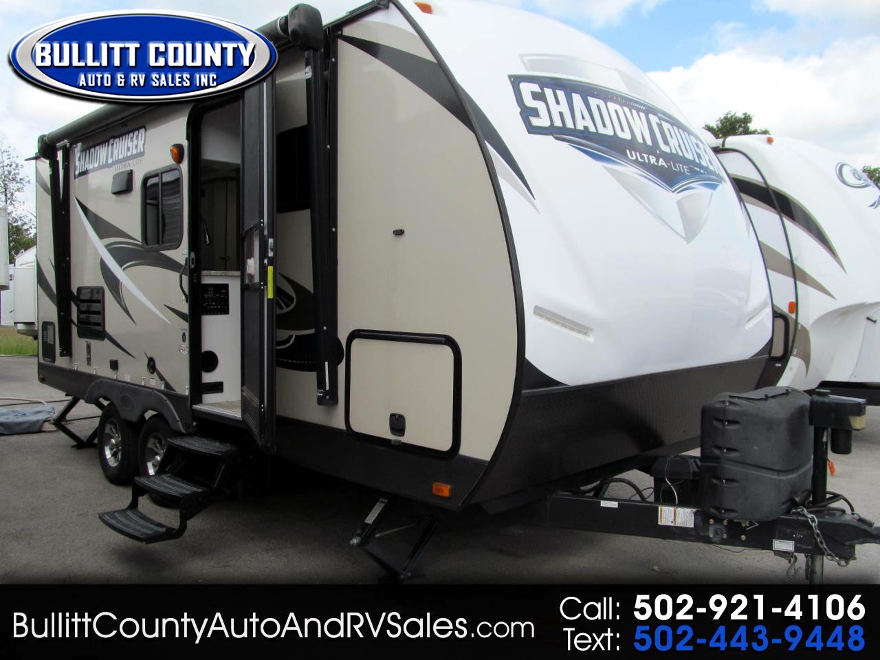 Cruiser RV Shadow Cruiser 195WBS 2017