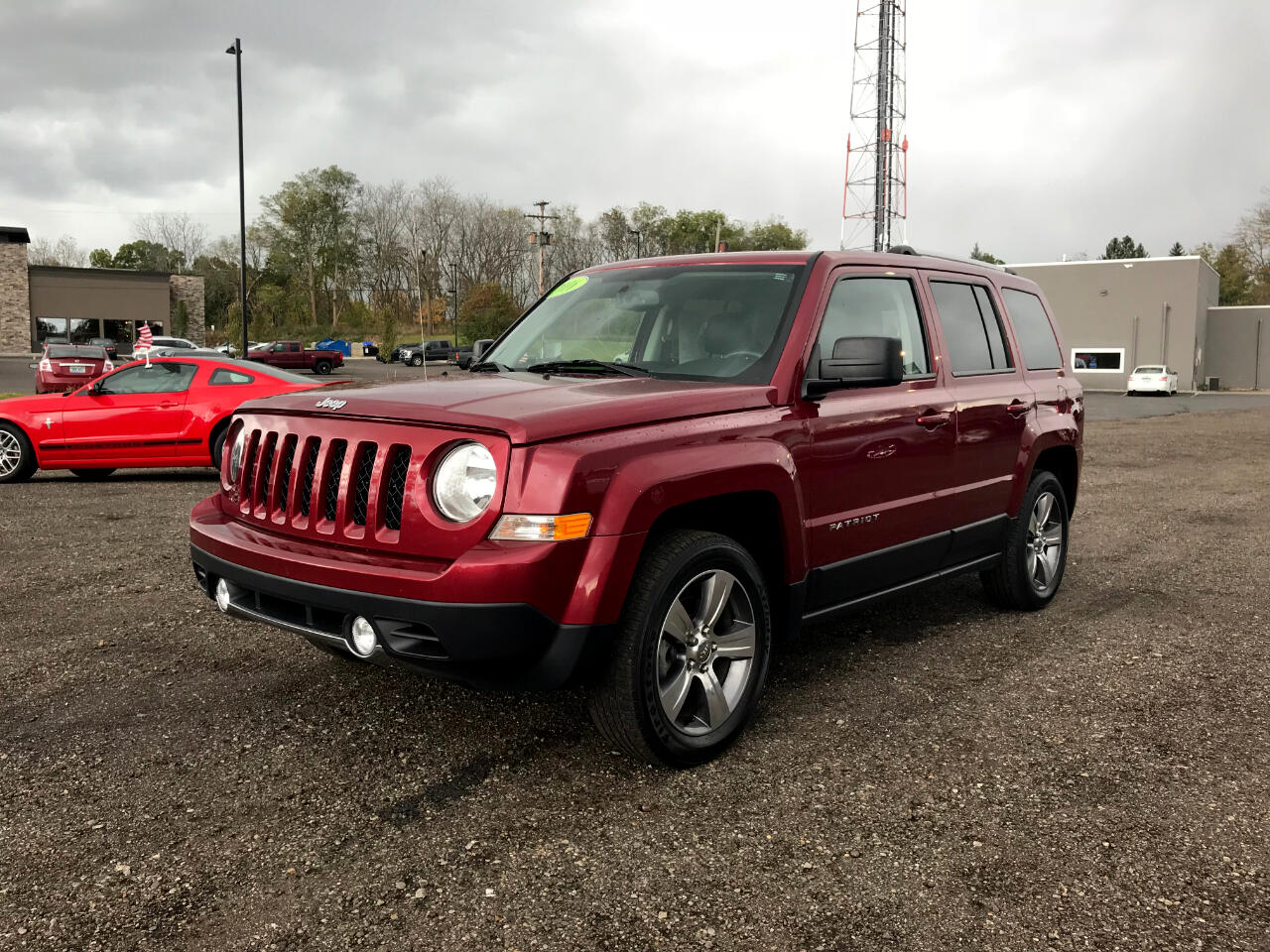 2016 Jeep Patriot FWD 4dr High Altitude Edition
