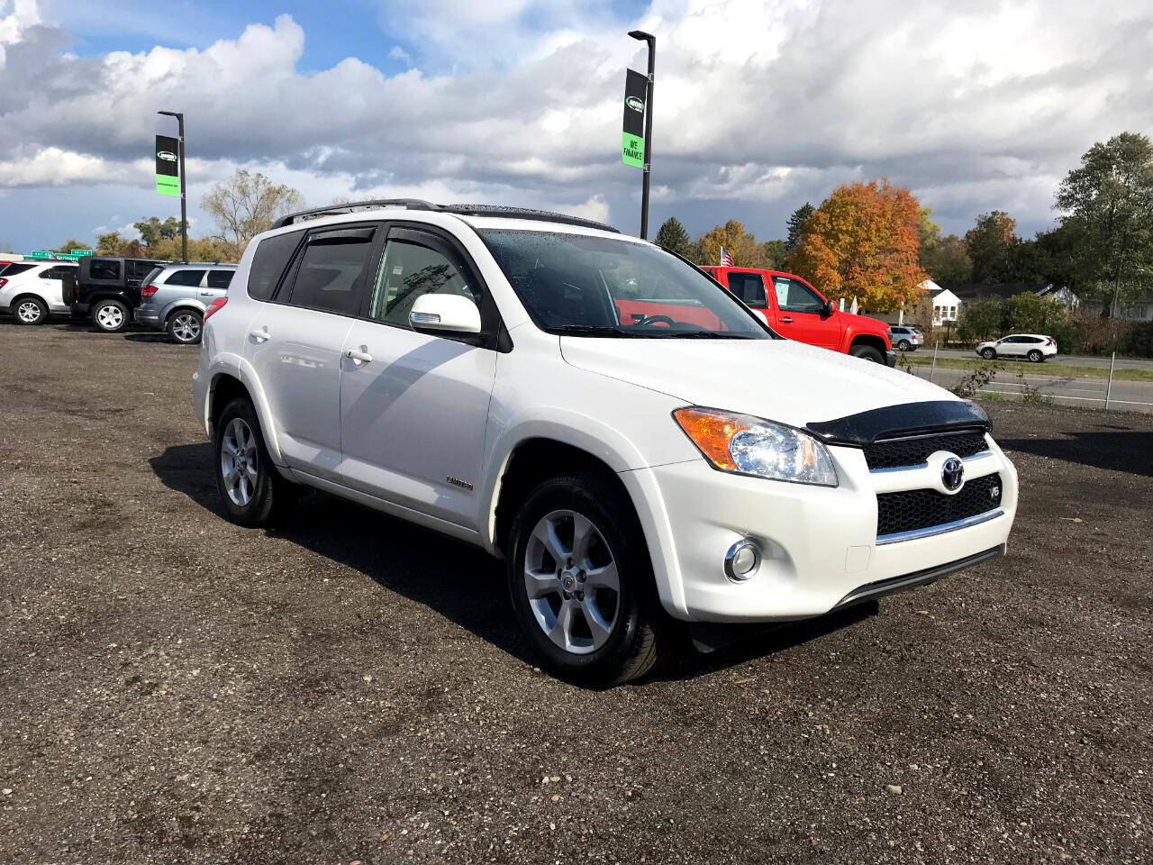 2011 Toyota RAV4 4WD 4dr V6 5-Spd AT Ltd (Natl)