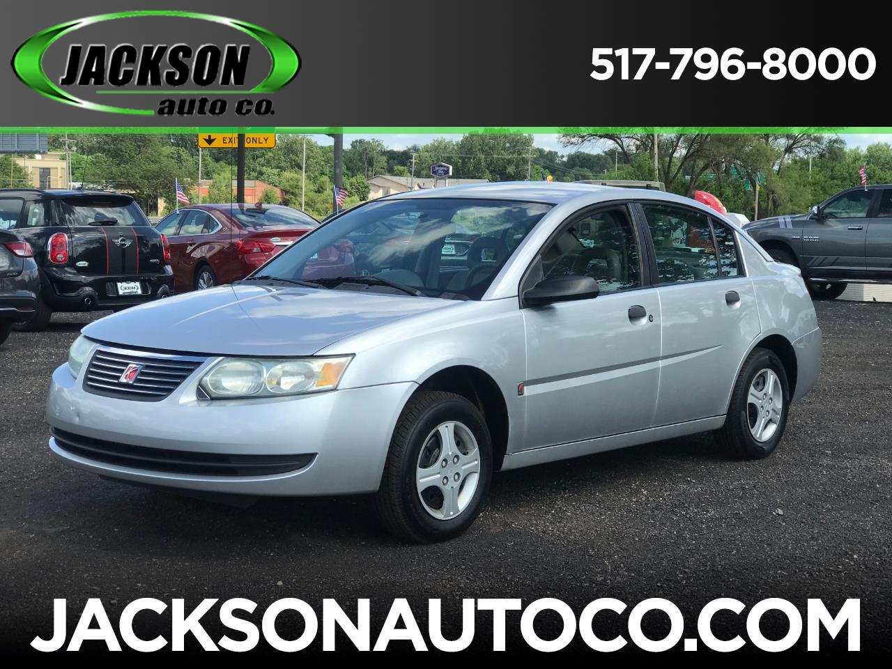 Saturn ION ION 1 4dr Sdn Auto 2005