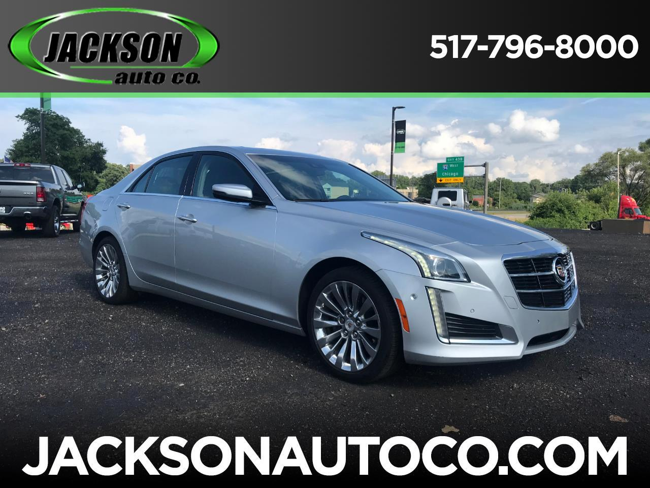 2014 Cadillac CTS Sedan 4dr Sdn 3.6L Performance AWD