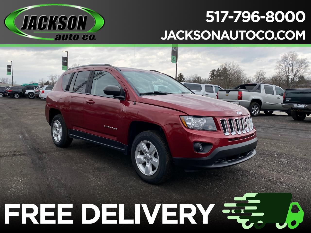 Jeep Compass FWD 4dr Sport 2015