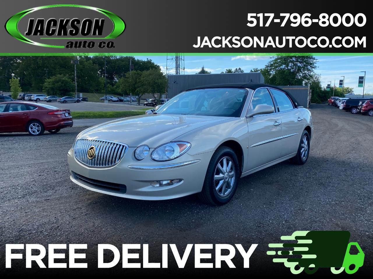 Buick LaCrosse 4dr Sdn CXL 2009
