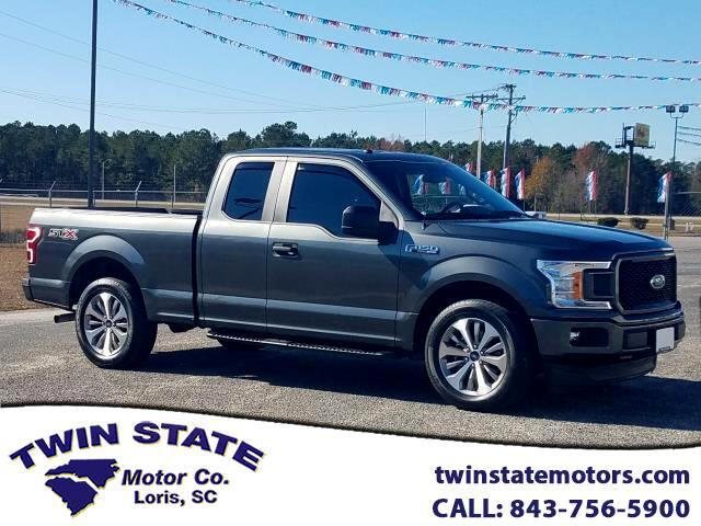 2018 Ford F-150 XL SuperCab 6.5-ft. Bed 2WD