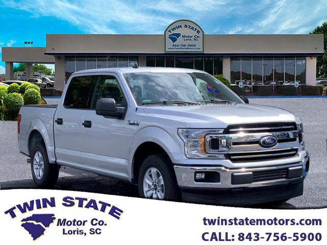 Ford F-150 King-Ranch SuperCrew 5.5-ft. 2WD 2019