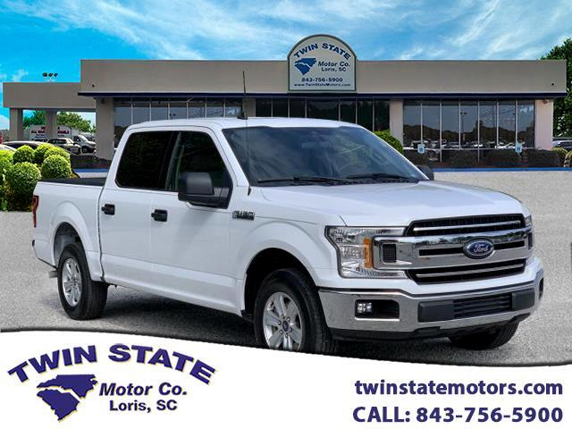 Ford F-150 XLT SuperCrew 6.5-ft. Bed 2WD 2019