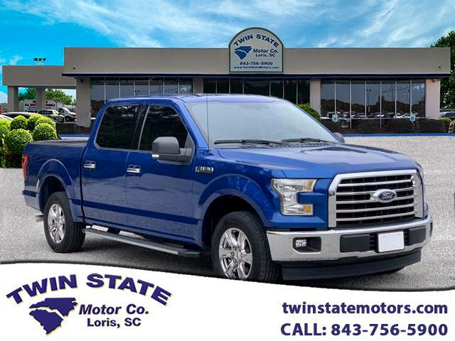 Ford F-150 XLT SuperCrew 6.5-ft. Bed 2WD 2017