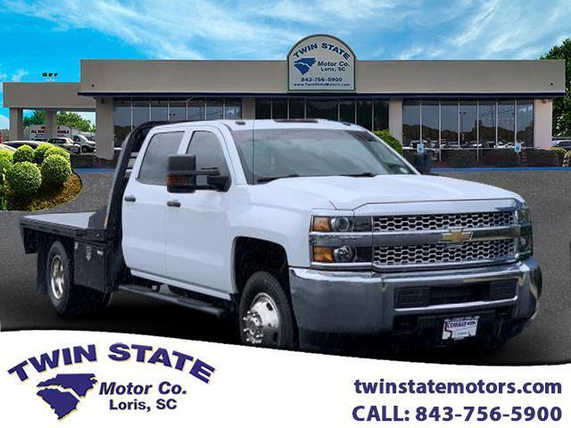 Chevrolet Silverado 3500HD Work Truck Crew Cab 2WD 2019