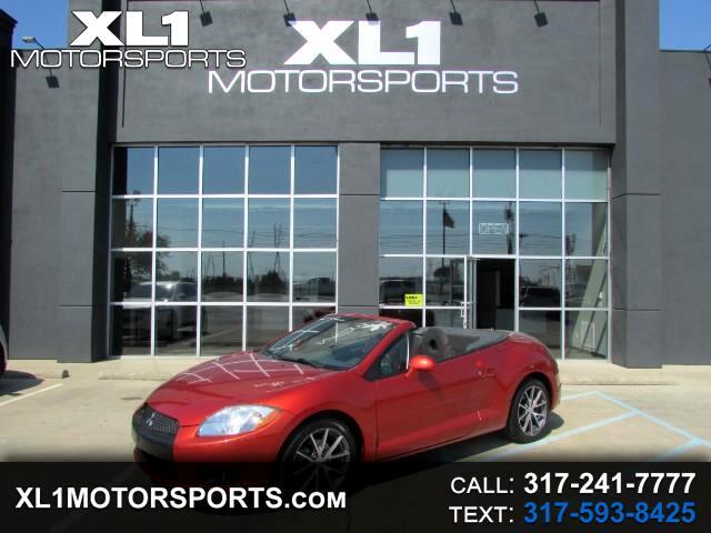 2012 Mitsubishi Eclipse GS Sport Spyder