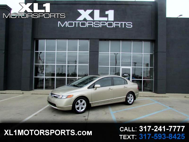 2008 Honda Civic 4dr Sdn EX Auto