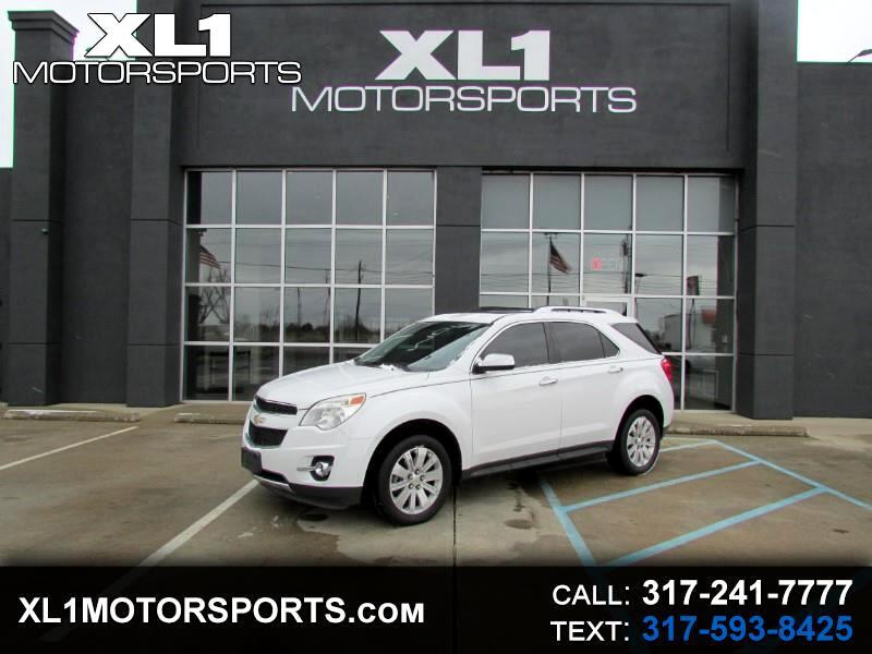 2011 Chevrolet Equinox 2LT 2WD