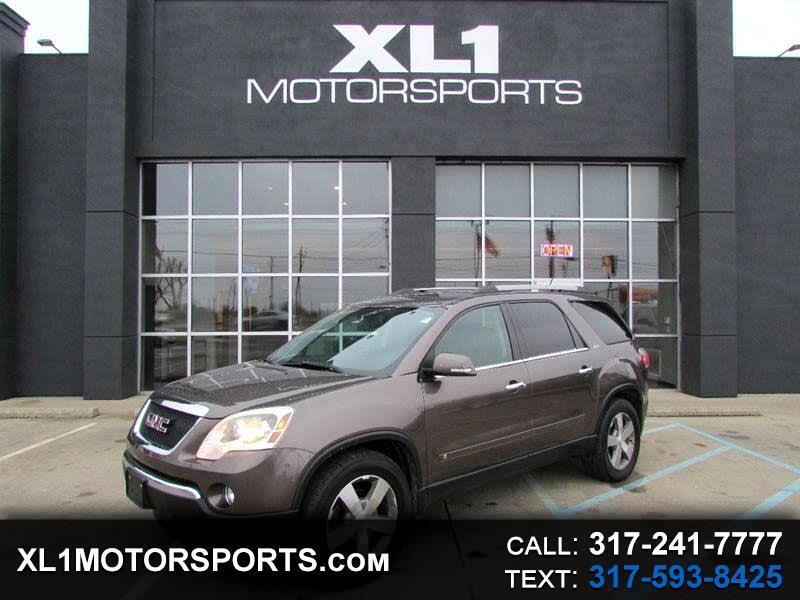 2010 GMC Acadia AWD 4dr SLT w/SLT-1